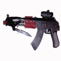 اسلحه بازی مدل lx3500