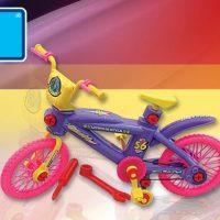 اسباب بازی دوچرخه کوهستان