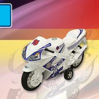 موتور اسباب بازی مدل سوزوکی پلیس