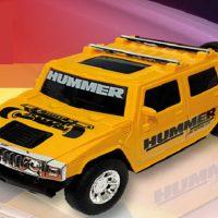 ماشین اسباب بازی مدل هامر اسپرت
