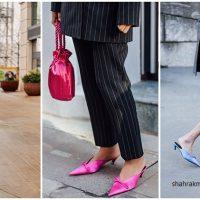 معرفی انواع کفش زنانه در سال ۲۰۲۰
