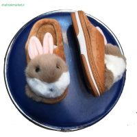 دمپایی خرگوشی بچه گانه کد 3-513
