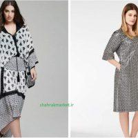 لباس سایز بزرگ زنانه جدید