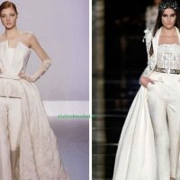 نمونه مدل لباس عروس