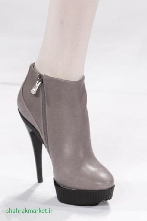 کفش پلتفرم زنانه شیک و جدید