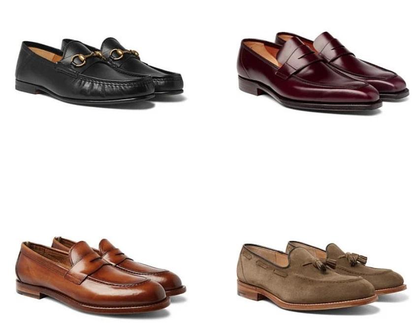 کفش لوفر مردانه